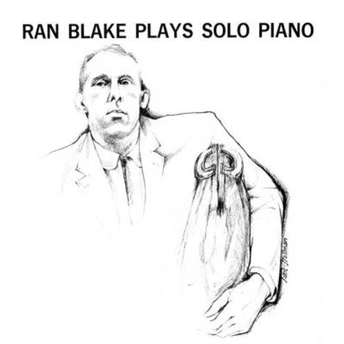 (1966) Ran Blake Plays Solo Piano