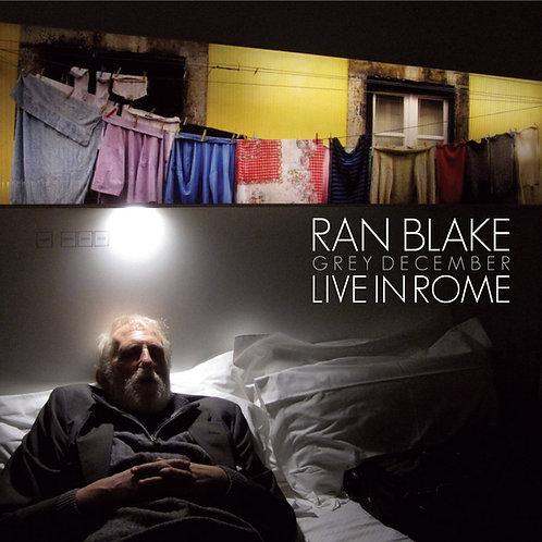 (2011) Grey December: Live in Rome