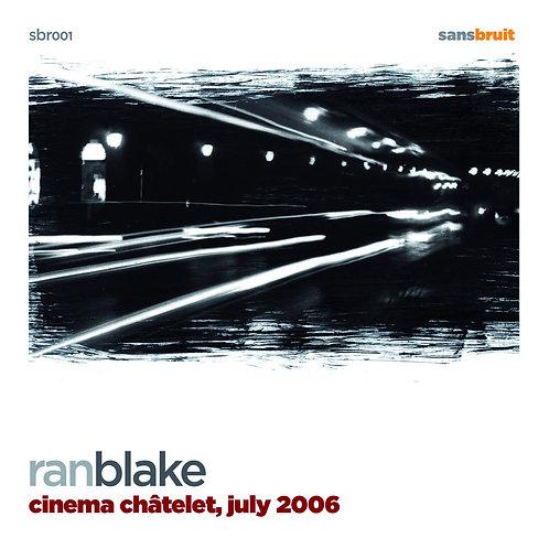 (2006) Cinema Chatelet