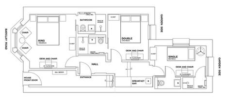 Our floorplan.