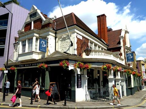 The Malt House Fulham Pub.