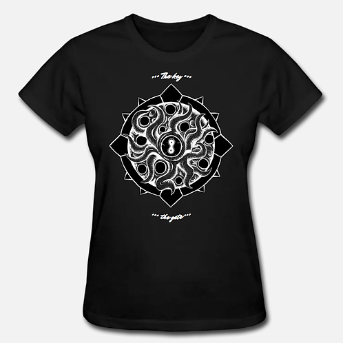 Female Cultist Yog-Sothoth Shirt