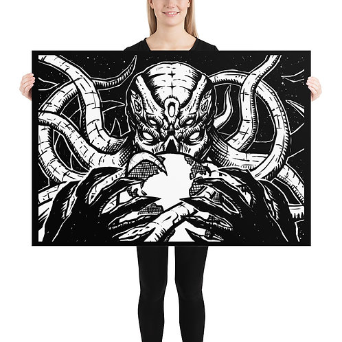 Cthulhu's Reign Poster