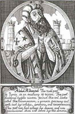 Abdul Alhazred the Mad Arab