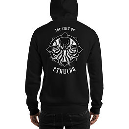 The Cult of Cthulhu Hoodie (Unisex)