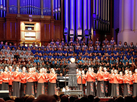APPA Festival at Auckland Town Hall