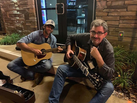 Trey with Taylor Craven