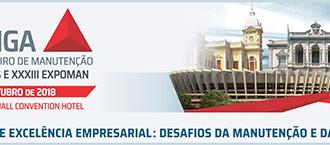 Congresso Brasileiro EXPOMAN 2018