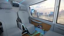 Carro voador da Embraeer levanta voo pela primeira vez.  Será que um Uber voador está próximo?