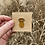 Thumbnail: Mushroom Goddess Enamel Pin