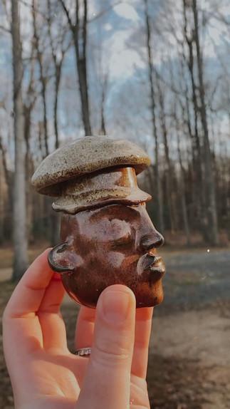 Mushroom Goddess Jar Video