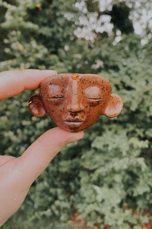 Mini Amber Goddess
