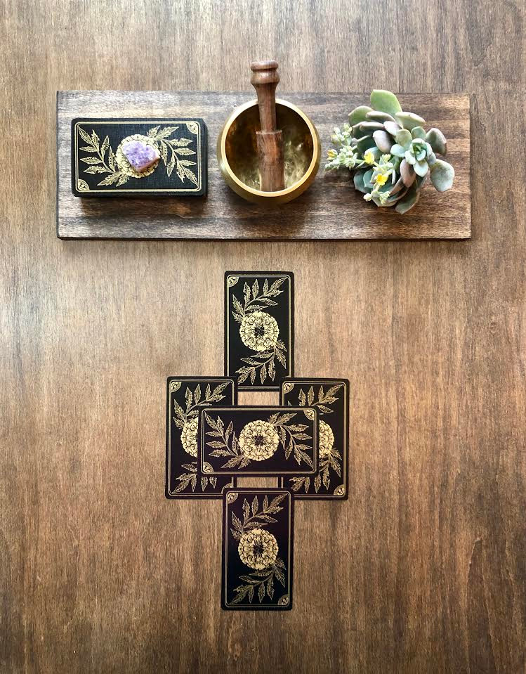Deck: Marigold Tarot