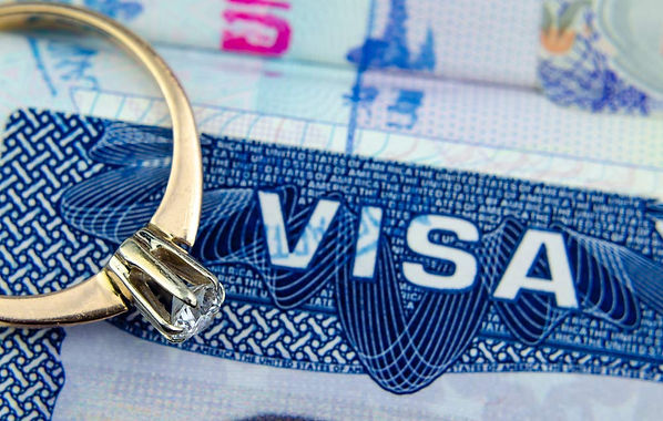Fiancés of U.S. Citizens, K-1 Visas