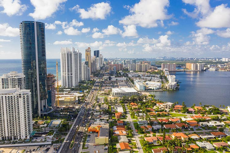 Miami Dade Sunny Isles Beach FL
