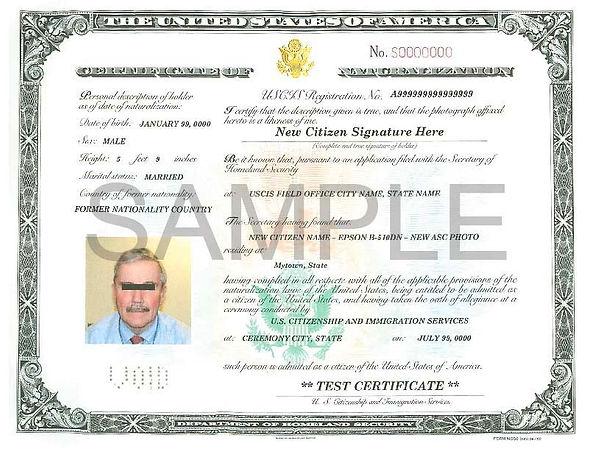 Citizenship Lawyer, Naturalization Attorney