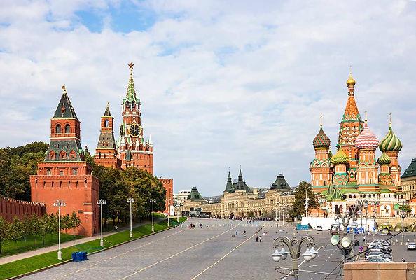 St. Basil's Descent Square (Vasilyevsky