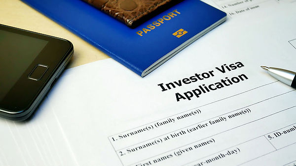 Investor Visa Application