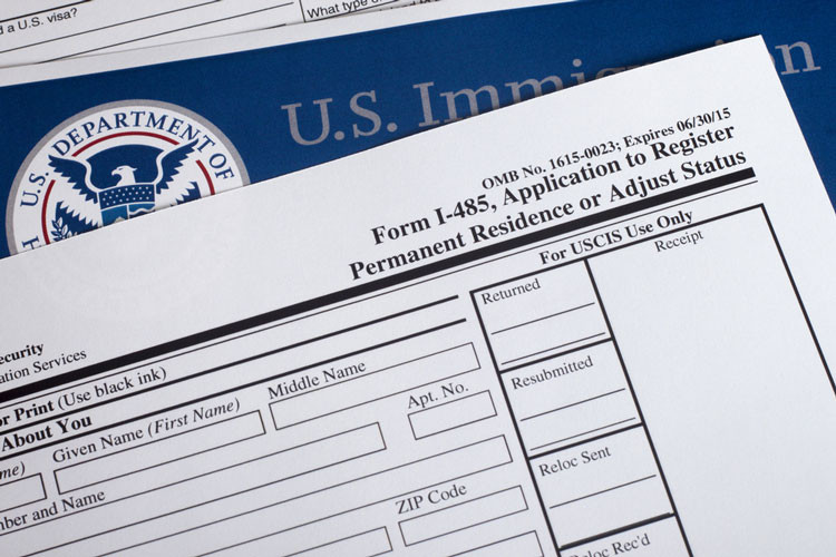 US Homeland Security Citizen and Immigration Services