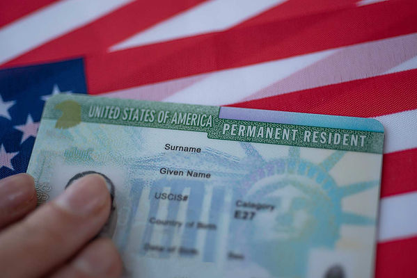 GREEN CARDS FOR PARENTS AND CHILDREN UND