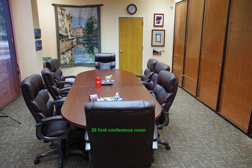 immigration lawyer Conference Room