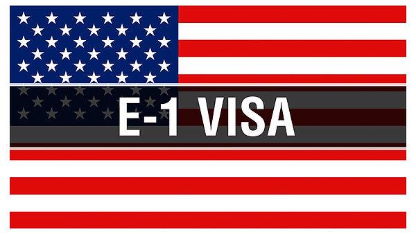 E-1 Visa