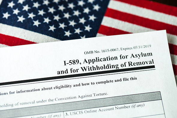I-589, Application for Asylum and for Wi