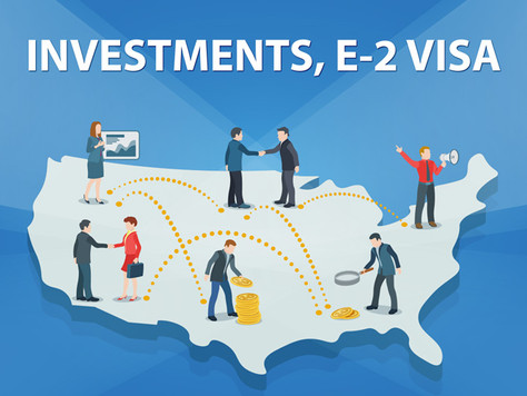 Why an E-2 Investment Visa Might Be a Good Fit for Your Business