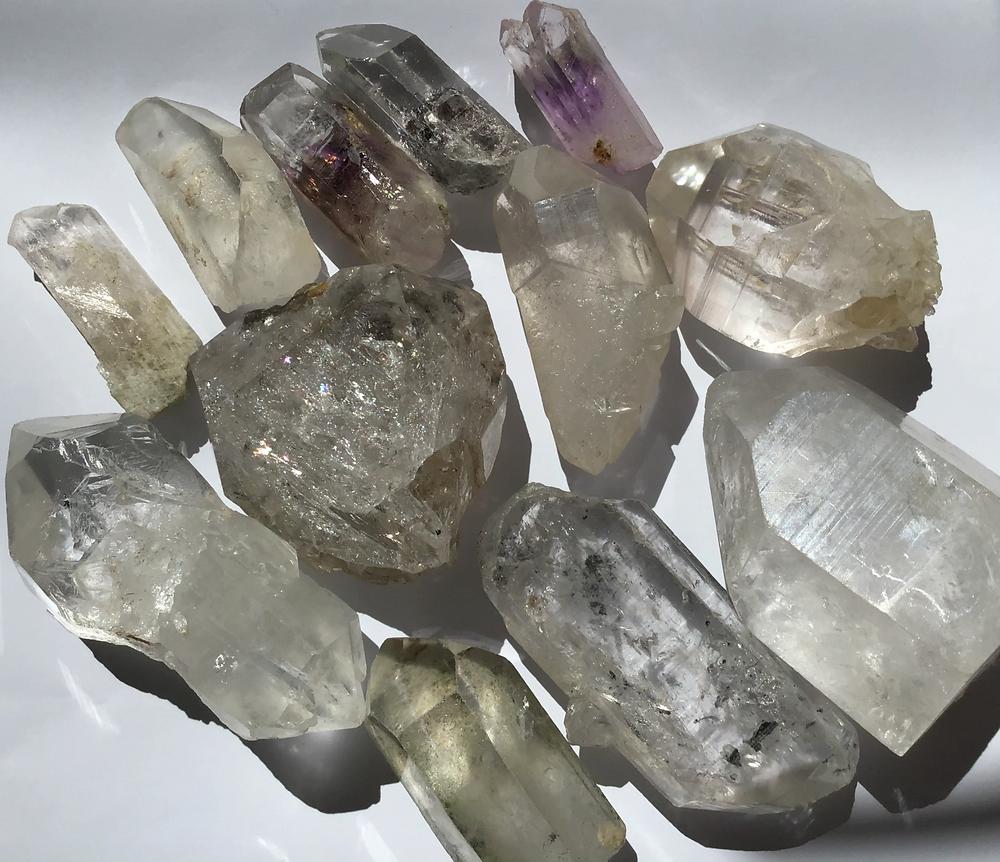 Different Types Of Quartz Crystals