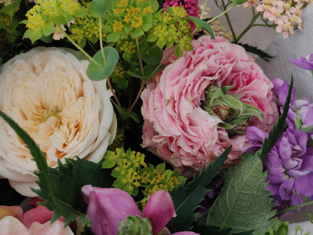 Quick Self-Healing with Summer Flowers