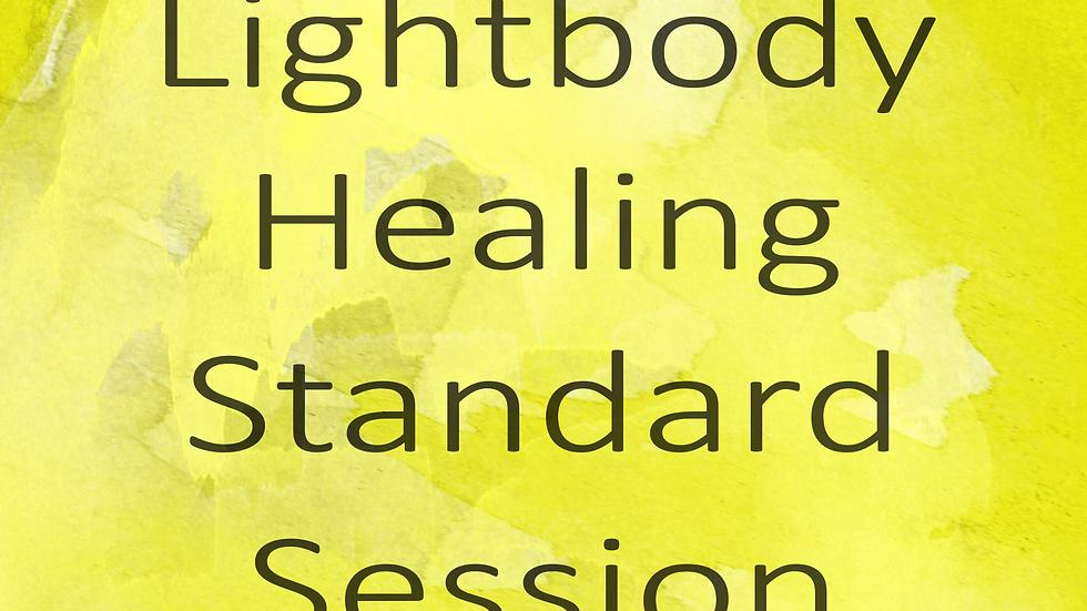 Book Lightbody Healing -One Hour