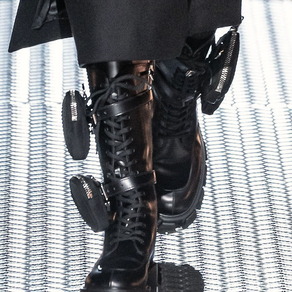 The Comeback of the Combat Boot