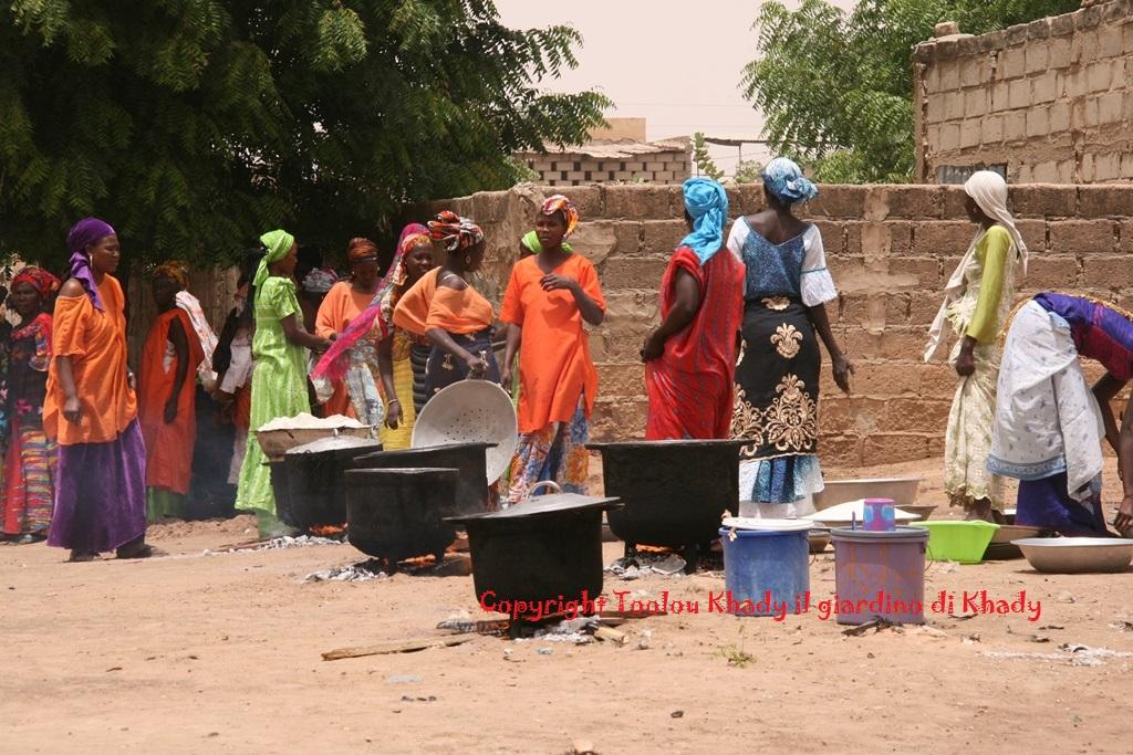 pranzo al villaggio