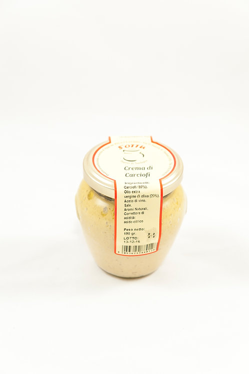 Crema di Carciofi 200 Gr