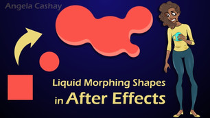 Tutorial: Liquid Morphing Shapes in After Effects