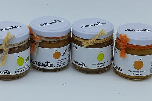 Confettura Artigianale Extra di Arancie e Cannella