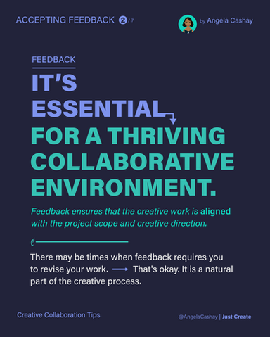 CReative_Collaboration_Tip_01_Dont_Take_Personal_Brand_Update_Angela_Cashay_Feedback_It's_