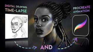 Procreate 5 Digital Drawing