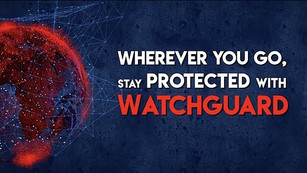 This video was created for WatchGuard Technologies. All rights belong to WatchGuard Technologies.  To learn more about WatchGuard Technologies, visit www.watchguard.com.