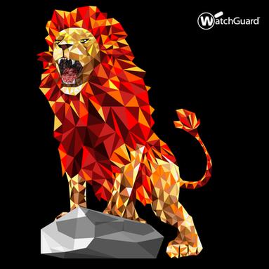 Geometric_Lion_Rock_Stand_Transparent.pn