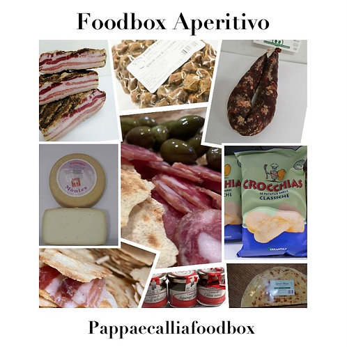 Foodbox Aperitivo