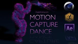 0:08 / 1:00 Motion Capture Samba Dance: Cinema 4D, Mixamo & After Effects