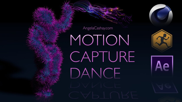 0:08 / 1:00 Motion Capture Samba Dance: Cinema 4D, Mixamo & After Effects