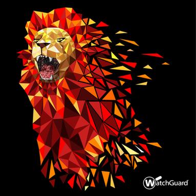 Geometric_Lion_Rock_Stand_Head_Dispersed