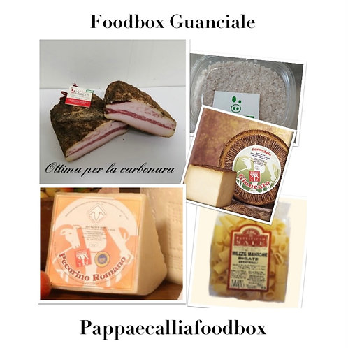 Foodbox Guanciale