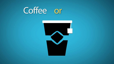 2D Animation and Motion Design: Coffee or Tea (2015)