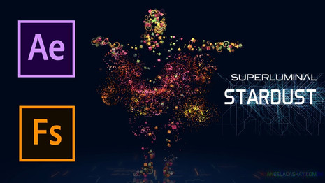 0:32 / 0:32 Dancing Girl: Stardust, Adobe After Effects & Adobe Fuse