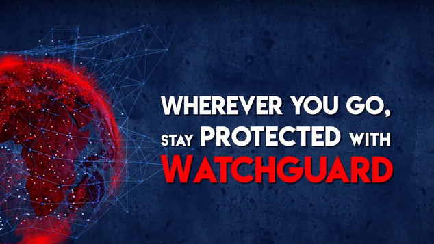 WATCHGUARD CORPORATE VIDEO