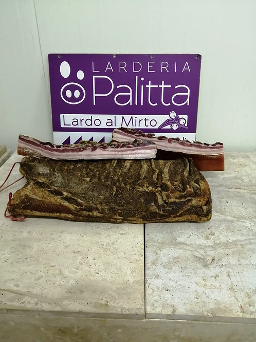 Pancetta di Conca Palitta 300gr/500gr
