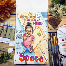 Lila_Toddlers_Need_Space_Watercolor.JPG